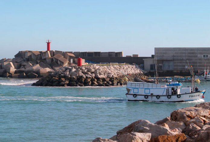 Puerto pesquero de Conil