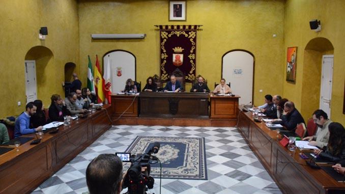 Salón de Sesiones del Palacio de los Gobernadores