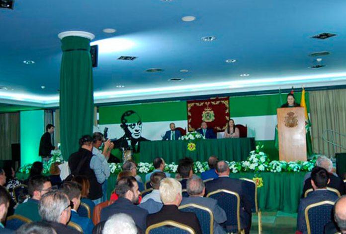 Acto institucional del Día de Andalucía