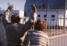 Imagen del reportaje de la Sexta sobre el cierre de la frontera con Gibraltar