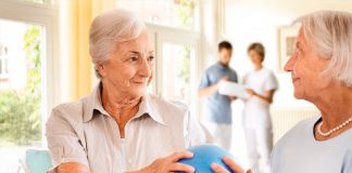 Habitos saludables gente mayor