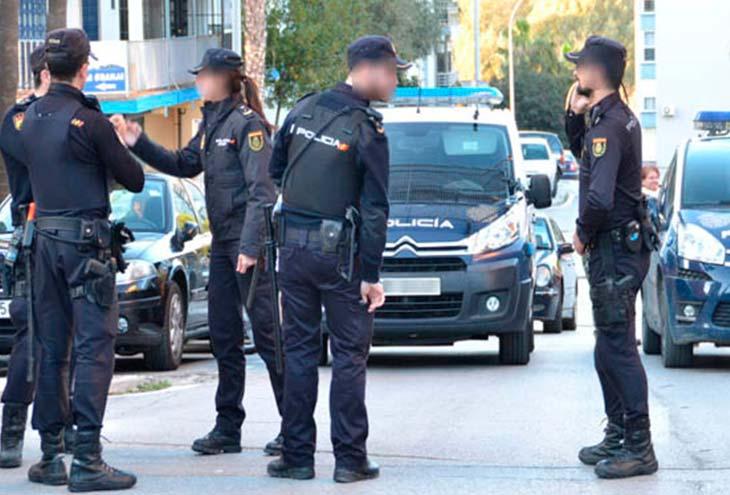 La polic a nacional detiene a un individuo muy activo en - Policia nacional cadiz ...