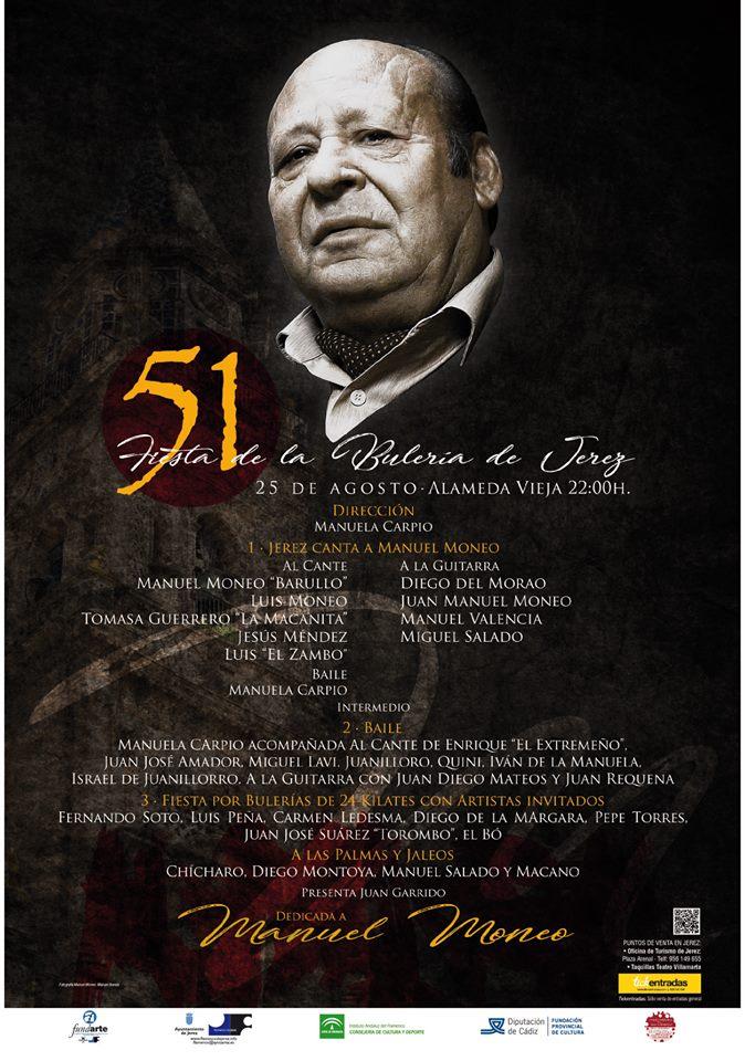 51 Fiesta de la Bulería de Jerez