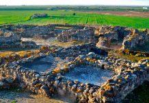 Enclave arqueológico Castillo de Doña Blanca