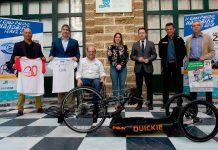 Presentación del IV Gran Premio de Handbike