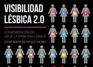 Cartel del Día de la Visibilidad Lésbica 2.0