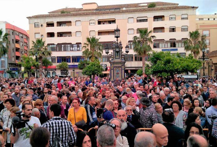 Manifestación en Algeciras