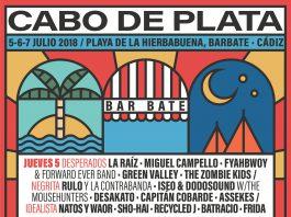 Cartel Cabo de Plata 2018