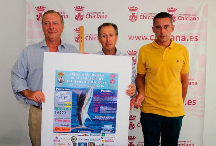 XVIII Concurso de Pesca de Altura 'Ciudad de Chiclana'