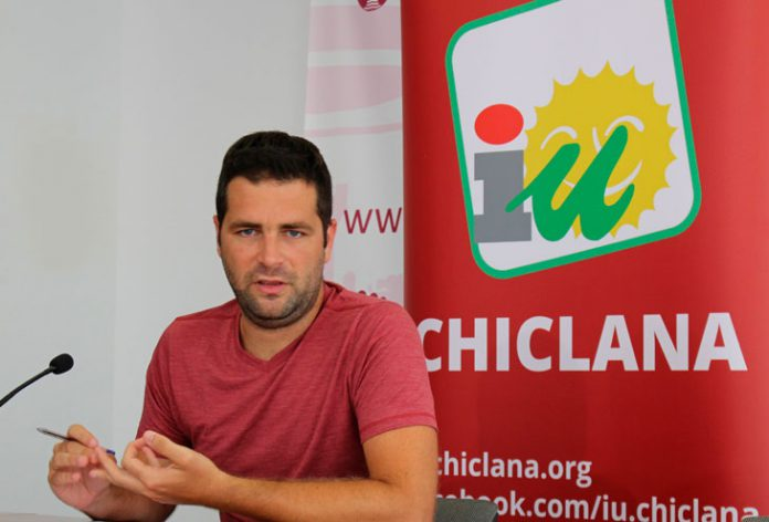 Concejal de IU,Roberto Palmero