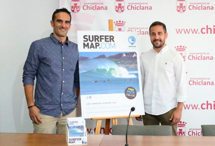Surfer Map