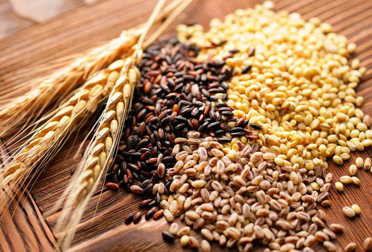 Un estudio asocia los cereales integrales y la fibra con menor riesgo de  cáncer de hígado