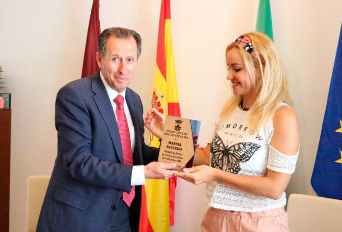 María Saucedo